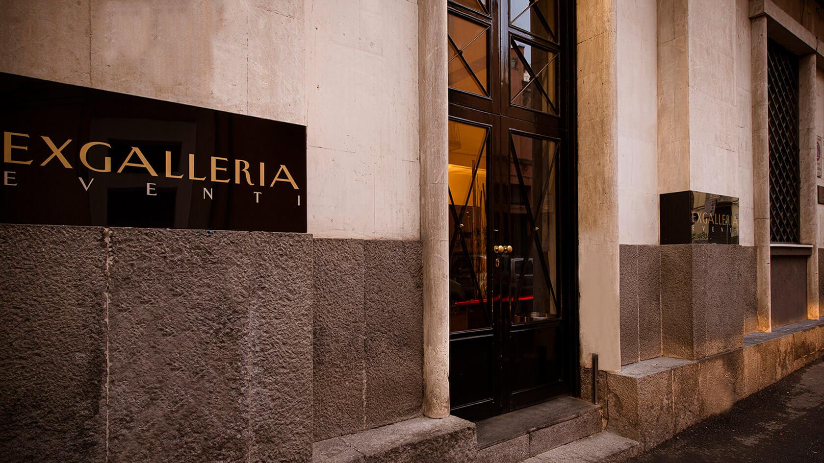 Exgalleria - Location per eventi e feste al centro di Catania