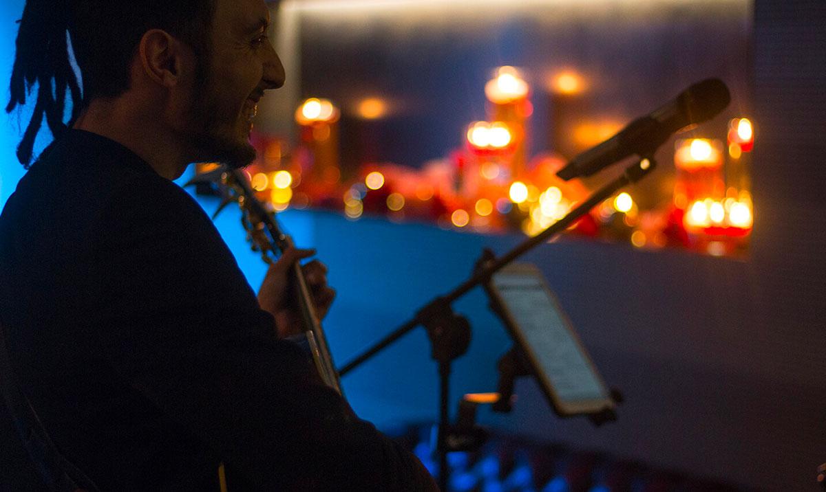 Musica dal vivo per la tua festa presso Exgalleria di Catania